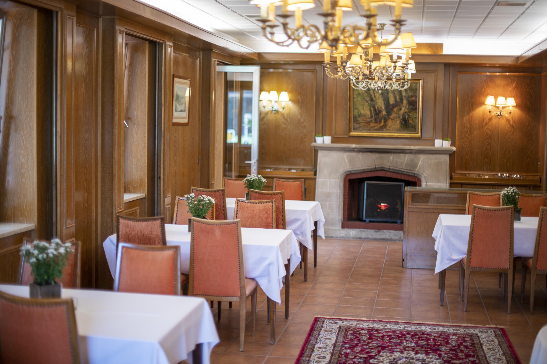 Hotel Cascades restaurant