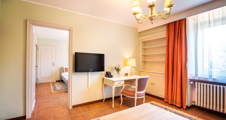 Hotel Cascades: Suite with kitchen